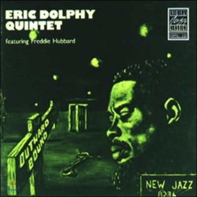 Eric Dolphy (에릭 돌피) - Outward Bound [LP]