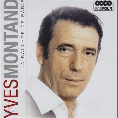 Yves Montand - La Ballade De Paris