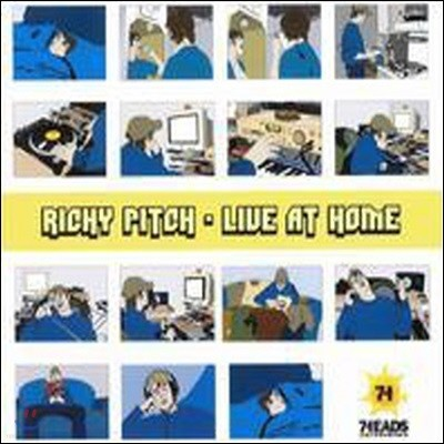 Richy Pitch / Live At Home (수입/미개봉)