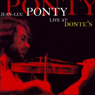 Jean-Luc Ponty / Live at Donte's (수입/미개봉)