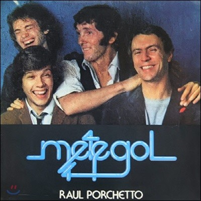 Raul Porchetto / Metegol (수입/미개봉)