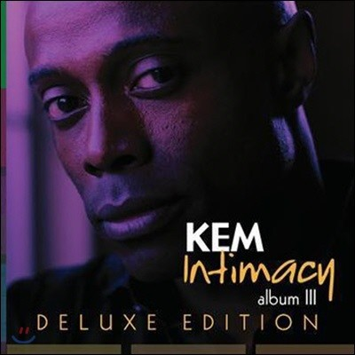 Kem / Intimacy (CD+DVD Deluxe Edition/수입/미개봉)