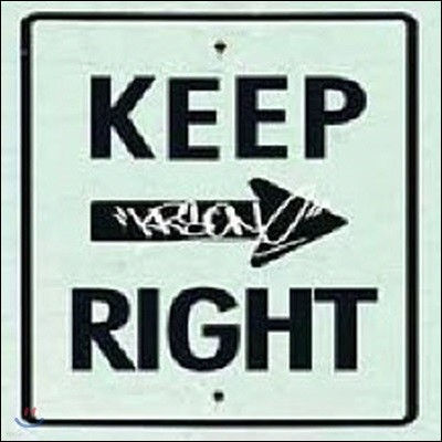 Krs-One / Keep Right (+DVD/수입/미개봉)