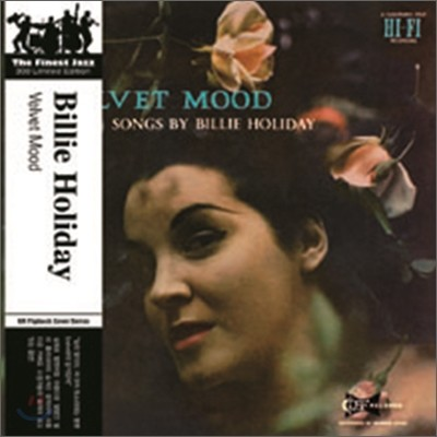 Billie Holiday - Velvet Moods (300 Limited Edition / UK Flipback Cover Series LP Miniature)