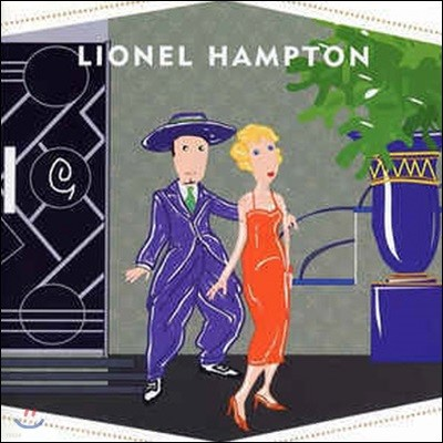Lionel Hampton / Swingsation (수입/미개봉)