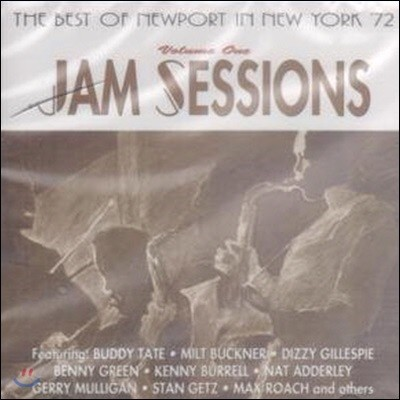 V.A. / Jam Sessions : Best of Newport in New York '72 (수입/미개봉)
