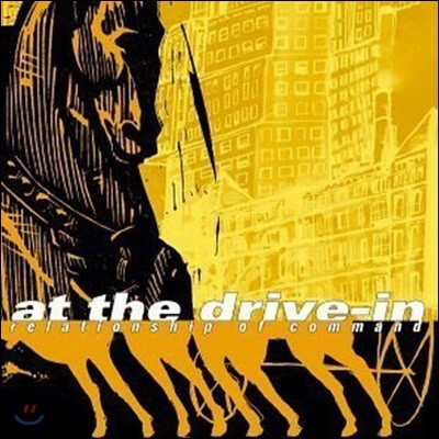 At The Drive-In / Relationship Of Command (수입/미개봉)