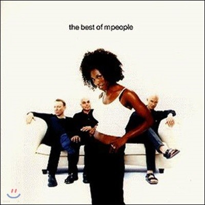 M People / The Best Of Mpeople (미개봉)