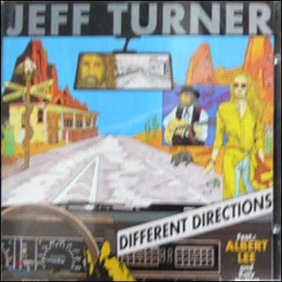 Jeff Turner / Different Directions (수입/미개봉)