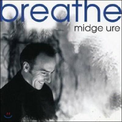 Midge Ure / Breathe (미개봉)