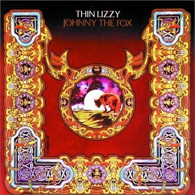 Thin Lizzy - Johnny The Fox (Limited Edition)