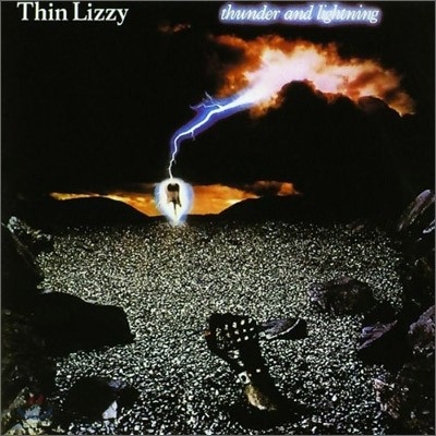 Thin Lizzy - Thunder And Lightning (Limited Edition)