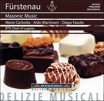 퓌르슈테나우: 프리메이슨을 위한 음악 (Furstenau : Masonic Music)