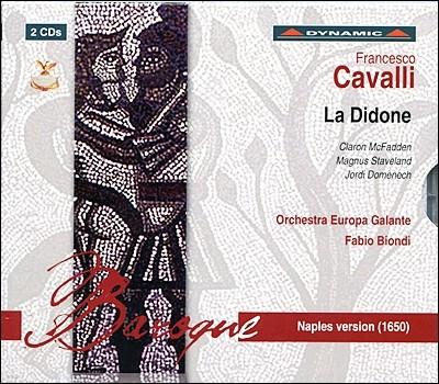카발리: 오페라 '라 디도네'