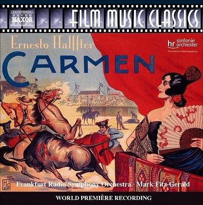 할프테르: 영화음악 '카르멘'