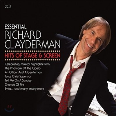 Richard Clayderman - Hits Of The Stage And Screen