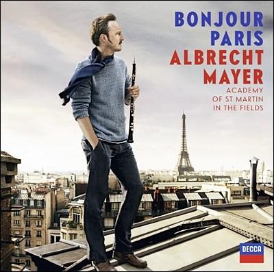 Albrecht Mayer 봉주르 파리 : 오보에로 담아내는 프랑스 - 알브레히트 마이어 (Bonjour Paris)