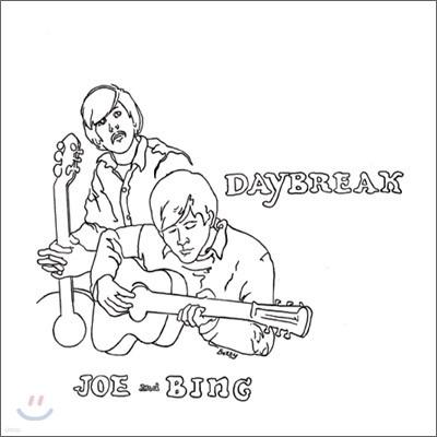 Joe And Bing - Daybreak (LP Miniature)