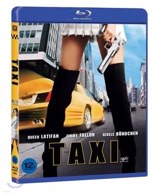 택시: 더 맥시멈 : (1disc) 블루레이