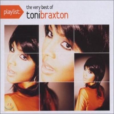 Toni Braxton - Playlist: The Very Best Of Toni Braxton