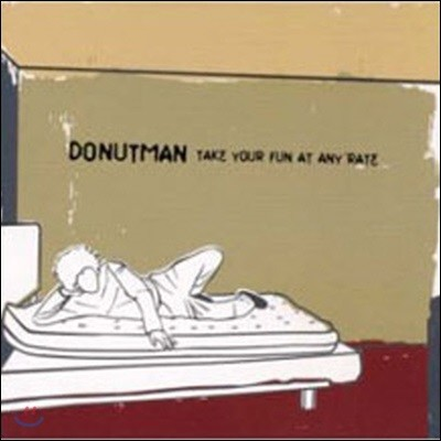 Donutman / Take Your Fun At Any Rate (미개봉)