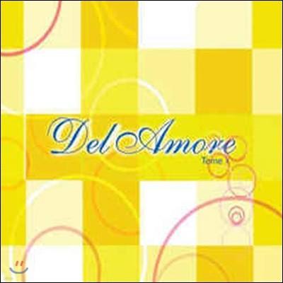 Del Amore / Tome 1 (수입/미개봉)