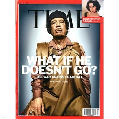 [과월호] Time (주간) - Asia Ed. 2011년 04월 04일자