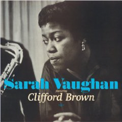 Sarah Vaughan & Clifford Brown - Sarah Vaughan Feat. Clifford Brown/in the Land of (Remastered) (2 On 1CD)