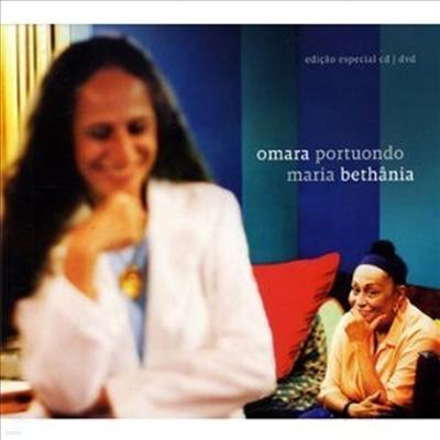 Omara Portuondo & Maria Bethania - Omara Portuondo E Maria Bethania (CD+DVD)