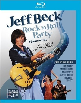 Jeff Beck - Rock'N' Roll Party