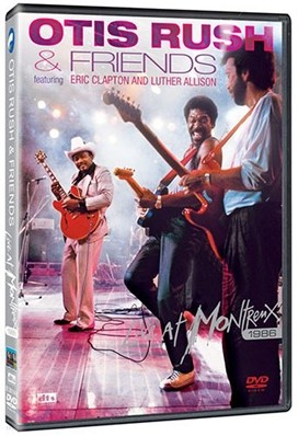 Otis Rush - Live At Montreux
