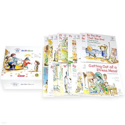 바른생각 영어동화 Elf-Help for Kids 20종 박스세트 (Book+CD)