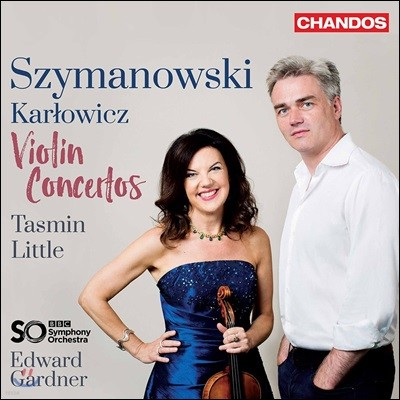 Tasmin Little 시마노프스키 / 카를로비치: 바이올린 협주곡 (Szymanowski & Karlowicz: Violin Concertos) 타스민 리틀