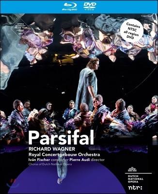 Ivan Fischer / Christopher Ventris 바그너: 파르지팔 - 이반 피셔, 피에르 아우디 (Wagner: Parsifal) [DVD+블루레이]