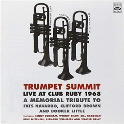 Kenny Dorham / Blue Mitchell (Trumpet Summit) - Live At Club Ruby 1968