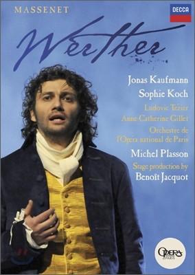 마스네 : 베르테르 - 요나스 카우프만 (2010년 파리공연 실황)