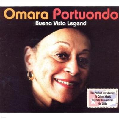 Omara Portuondo - Buena Vista Legend (2CD)