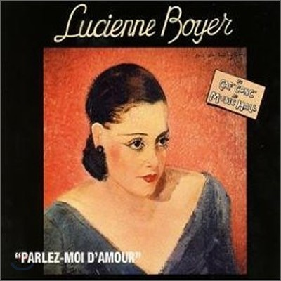 Lucienne Boyer - Du Caf'conc' Au Music Hall