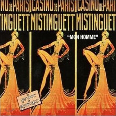 Mistinguett - Du Caf'conc' Au Music Hall