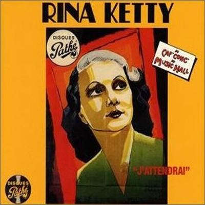 Rina Ketty - Du Caf'conc' Au Music Hall
