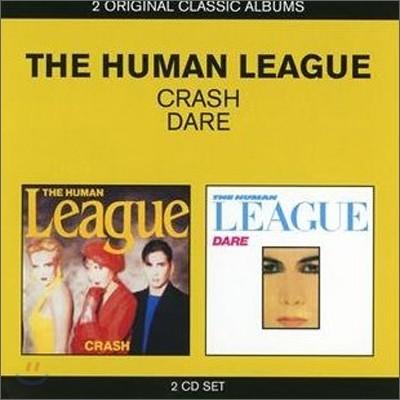Human League - 2 Original Classic Albums (Crash + Dare)