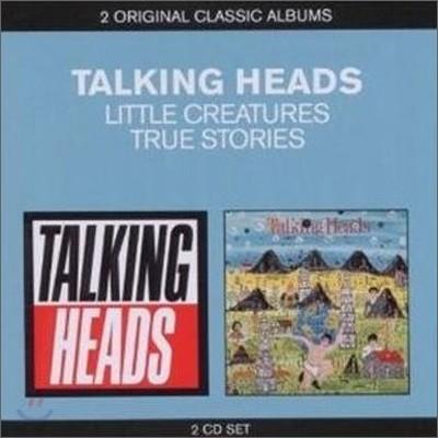 Talking Heads - 2 Original Classic Albums (Little Creatures + True Stories)