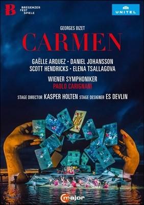 Gaelle Arquez / Paolo Carignani 비제: 카르멘 - 가엘르 아르케스,파올로 카리냐니 (Bizet: Carmen)
