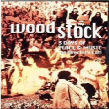 [DVD] 우드스탁 페스티발 - Woodstock 3 Days of Peace & Music : Director's Cut