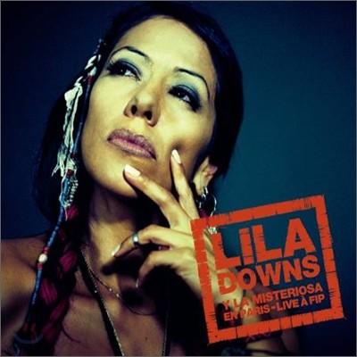 Lila Downs Y La Misteriosa - En Paris: Live A Fip