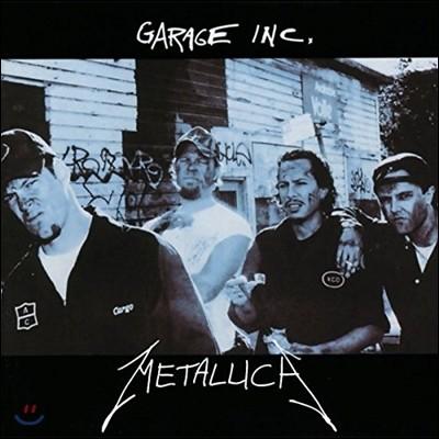 Metallica (메탈리카) - Garage Inc. [3LP]