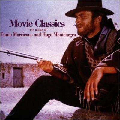 Ennio Morricone & Hugo Montenegro - Movie Classics