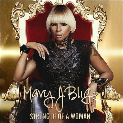 Mary J. Blige (메이 제이 블라이즈) - Strength Of A Woman [2 LP]