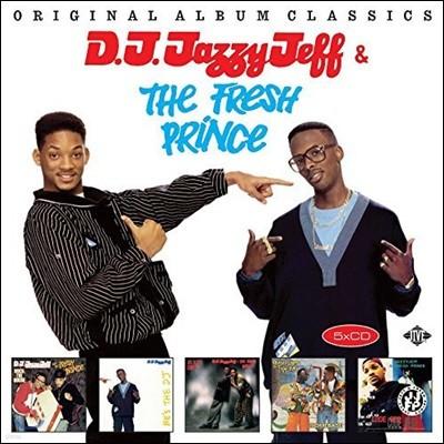 DJ Jazzy Jeff & The Fresh Prince (디제이 재지 제프 & 프레시 프린스) - Original Album Classics