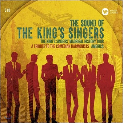 킹스 싱어즈 사운드 (The Sound of The King's Singers : Madrigal History Tour - A Tribute to the Comedian Harmonists - America)